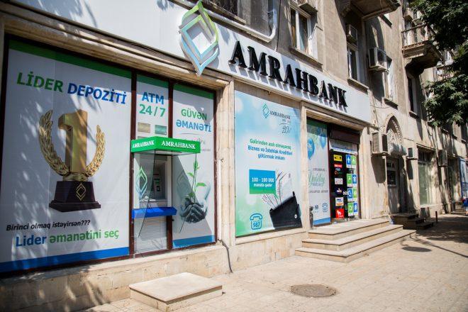 """""""Amrah Bank"""" müştərilərini bu yolla aldadır – FOTOFAKT"""