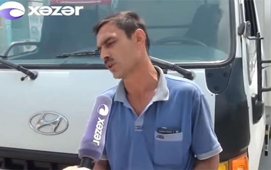 """""""Maşınımın spidometrdə sürəti 160-dır, cərimə gəlib ki, 170-lə radara düşmüsən"""" – VİDEO"""