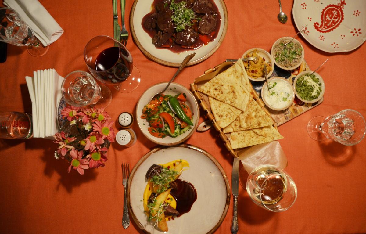 gürcistan yemekleri ile ilgili görsel sonucu