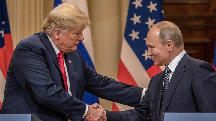 Tramp öz kəşfiyyatına yox, Putinə inanır
