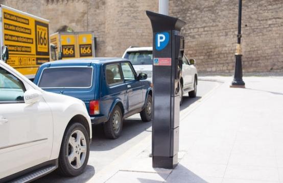 Bakıda avtomobil parklanması ilə bağlı YENİLİK