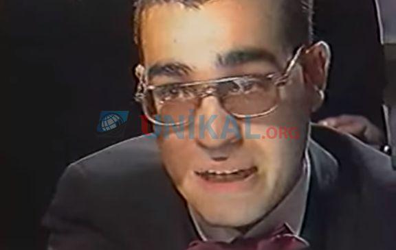 Nazir Mikayıl Cabbarovun 21 il əvvəlki görüntüsü – FOTOLAR-VİDEO