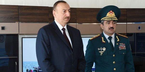 General Elçin Quliyevin oğlu hərbi xidmətə getdi