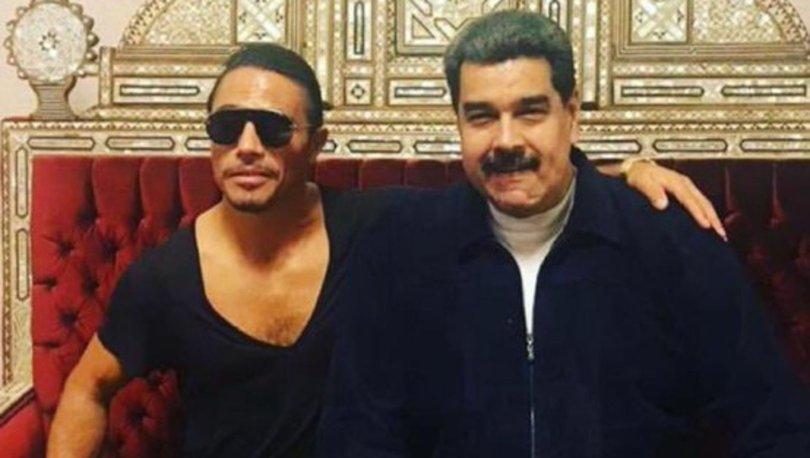 Maduro Nüsrətin restoranında nahar etdi – Venesuela xalqı ayağa qalxdı