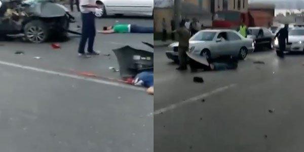 Bakıdakı ağır qəza ilə bağlı cinayət işi açıldı