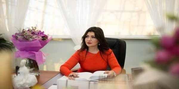 Azərbaycan nazirinin qızı Rusiyada nazir təyin edildi – FOTO