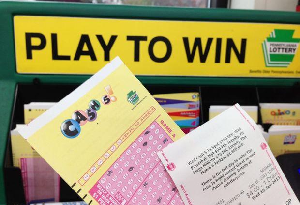 Zarafat gerçək oldu: qadın lotereyada 1 milyon uddu
