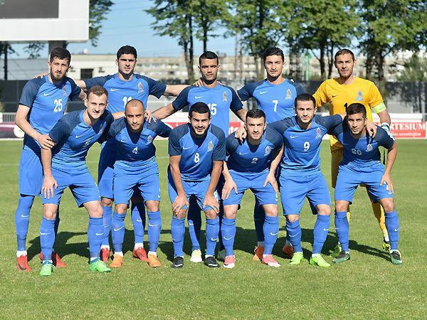 Azərbaycan Kosovaya qalib gələ bilmədi
