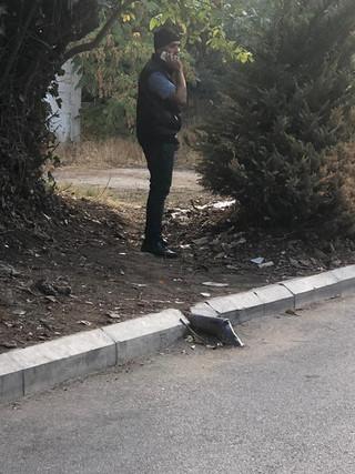 Bakıda kişi məktəbin həyətində şagirdlərə qarşı əxlaqsızlıq təklif və hərəkət edib – FOTO