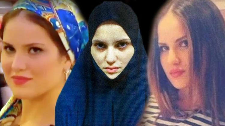 İŞİD lideri onunla evlənmək istəməyən qardaşı arvadını İstanbulu partlatmağa göndərdi – FOTOLAR