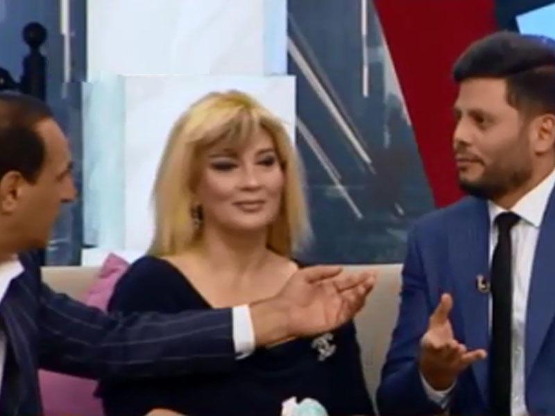"""""""Bunun harasından öpüm?"""" – Zaurun sözləri Manafı ÖZÜNDƏN ÇIXARDI – VİDEO"""