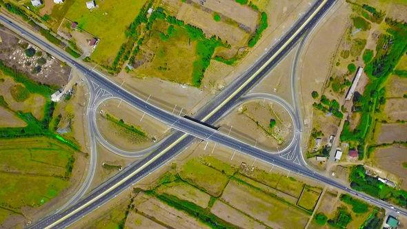 Prezident İlham Əliyev avtomobil yolunun açılışında – FOTO