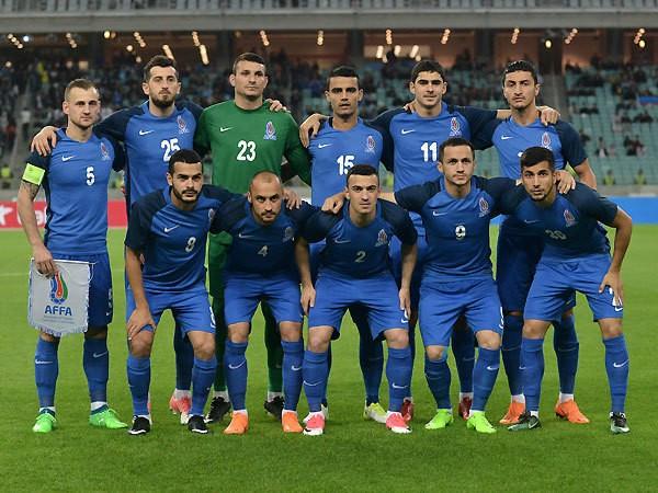 Bu gün Azərbaycan millisi UEFA Millətlər Liqasında ilk oyununu keçirəcək