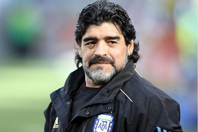 Maradona Bakıya gələ bilər