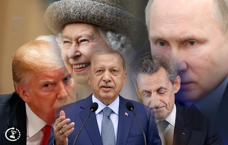 Prezidentlərin gizlədinlən xəstəlikləri – FOTOLAR