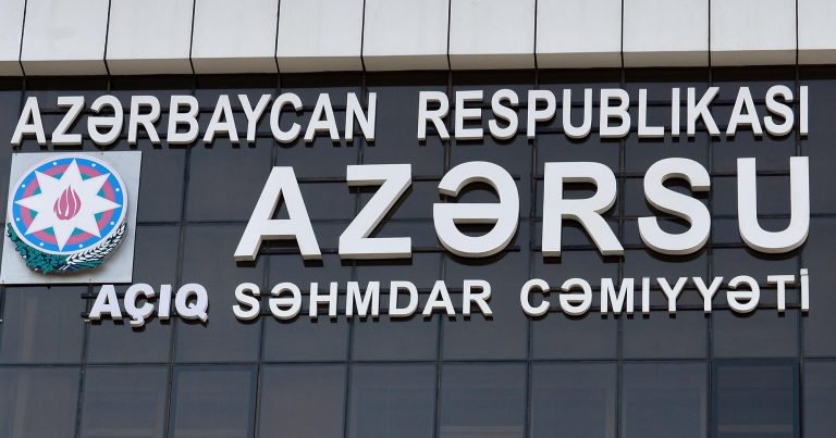 """""""Azərsu""""nun fəhləsi iş başında faciəvi şəkildə öldü"""