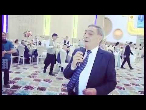 """Rəşid Mahmudovdan toyda şok sözlər: """"Cındır mahnılar oxumayın"""" – VİDEO"""