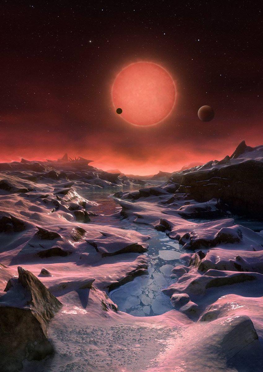 Yerə bənzəyən 7 planet kəşf edildi — Elm dünyasında yenilik