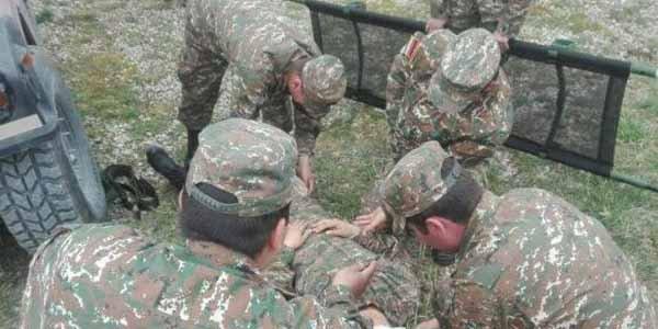 Qarabağda daha bir erməni hərbçi öldü