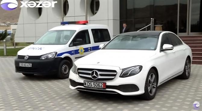 Almaniyadan 170 minlik avtomobil qaçıran azərbaycanlı gəncdən ağlasığmaz addım (VİDEO)