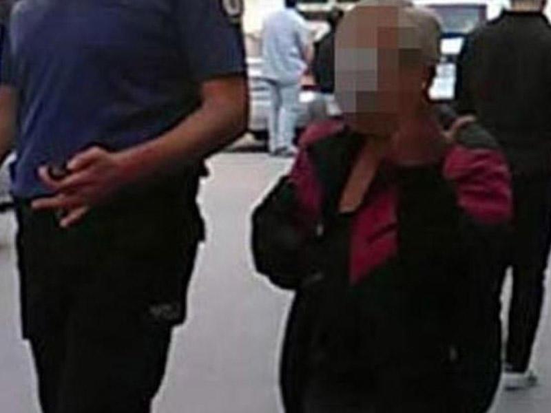 Qonşu ölkədə sakinlər 9 yaşlı qıza təcavüz edən 60 yaşlı kişini döydü