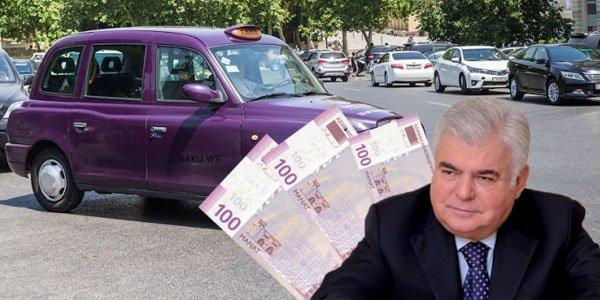 """Ziya Məmmədovun 35 minə aldığı taksilər """"su qiyməti""""nə satılır"""