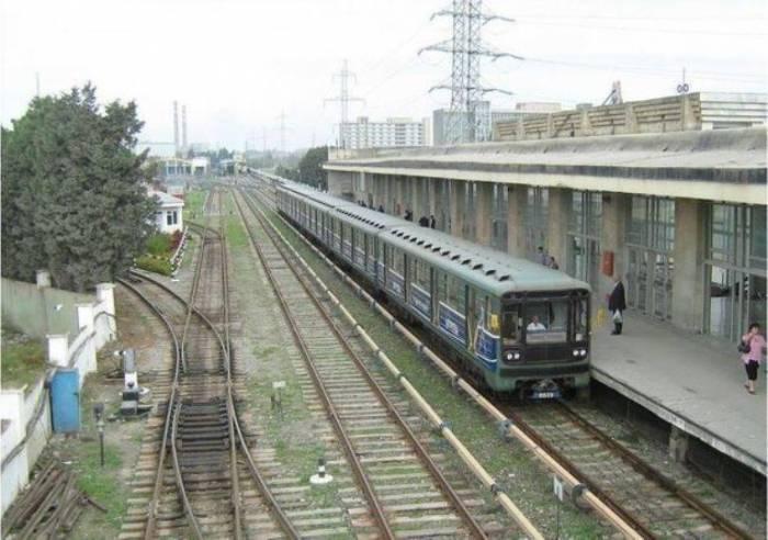 Metronun bu stansiyasına gedənlərin nəzərinə