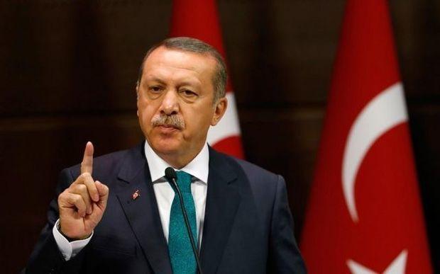 Ərdoğan türk ordusunun Suriyadan çıxarılmasının şərtini açıqladı