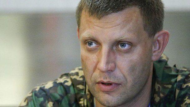 Zaxarçenkonun ölüm anı kameralara düşdü – VİDEO