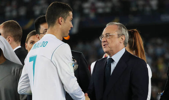 """Ronaldodan """"Real""""a ağır ittihamlar"""