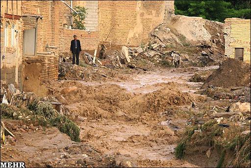 İran sel suları altında – Azərbaycanda da daşqınlar ola bilərmi?