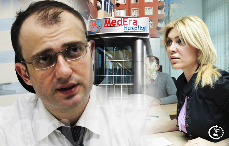 """""""MedEra"""" Hospitalda BİABIRÇILIQ – Xoşqədəmin məşhurlaşdırdığı həkim xəstəni səhv müalicə etdi"""