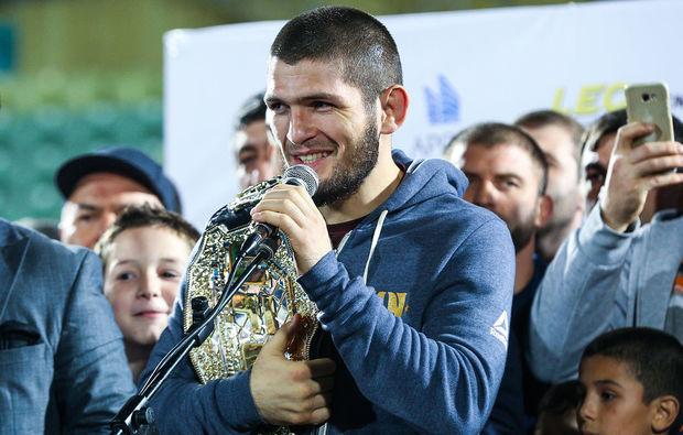 Həbib Nurməhəmmədov heyranı olduğu futbolçunun adını açıqladı – Foto