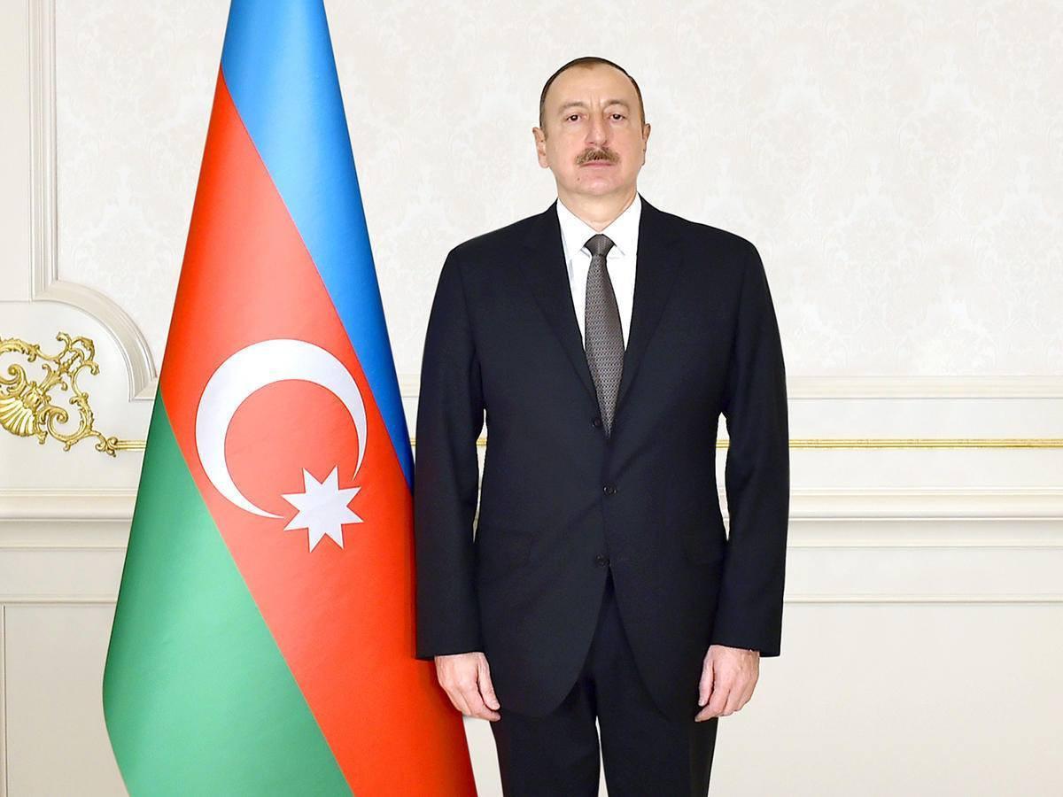 Azərbaycan Prezidentinin Aşqabadda rəsmi qarşılanma mərasimi olub