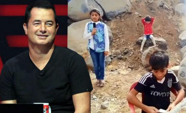 Acun bu azərbaycanlı uşaqları axtarır — VİDEO