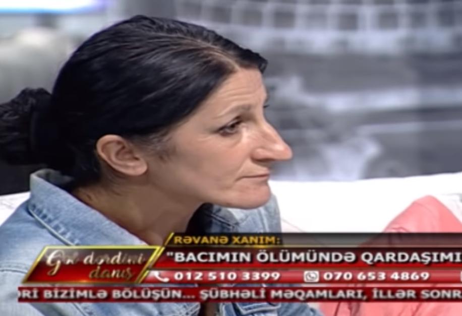 """""""Qardaşım bacımı öldürüb, amma sərbəst gəzir"""" – Qusarda inanılmaz olay (VİDEO)"""
