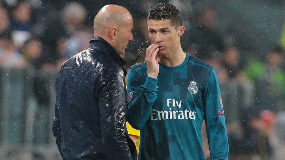 """Zinəddin Zidan: """"Ronaldo """"Real""""ın tarixidir və bunu dəyişmək olmaz"""""""