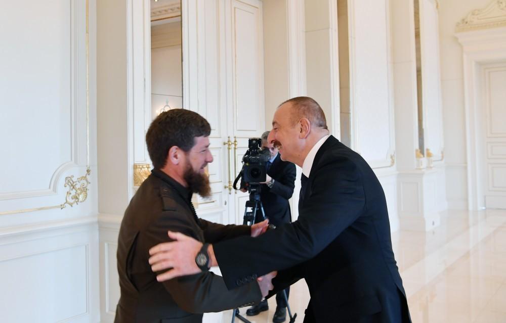 Azərbaycan Prezidenti Çeçenistana səfər edəcək