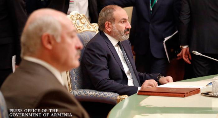 """Paşinyandan Lukaşenkoya mesaj: """"Biz elə bir iş görmüşük ki…"""""""