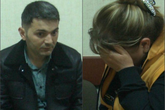 Abşeronda ana və oğlu saxlanıldı, cinayət işi açıldı – Fotolar