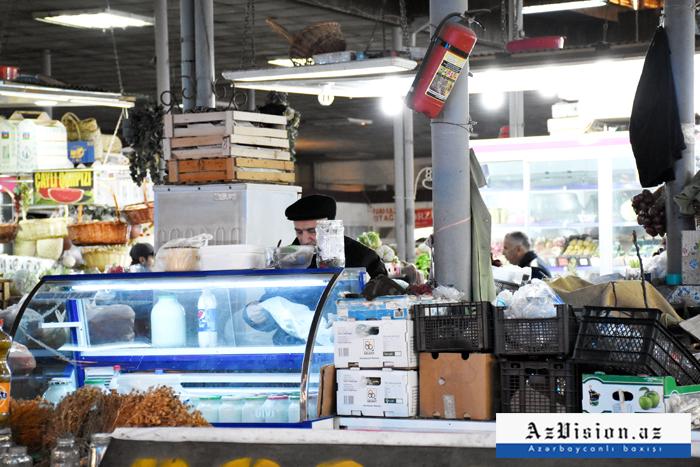 """""""Nəsimi bazarı""""nda nə baş verir? – REPORTAJ (FOTOLAR)"""