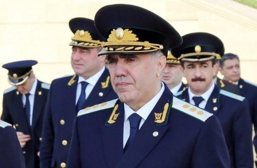 Zakir Qaralov bu prokurorların yerini dəyişdi