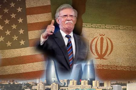 Amerika anti-İran koalisiyası qura bilmədi – Boltondan səfərsonrası açıqlamalar
