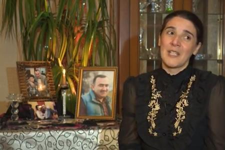 """41 yaşında dünyasını dəyişən jurnalistin həyat yoldaşı: """"Ən böyük hədiyyəsini, ən böyük dərdlə verdi"""" – VİDEO"""