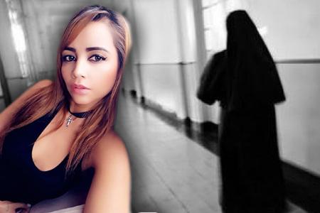 Monastrda rahibə idi, çıxıb porno sayta işə düzəldi