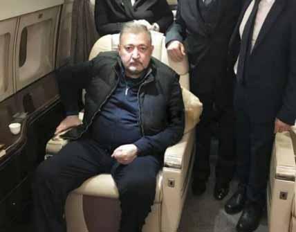 Fazil Məmmədovun müalicədən sonra ilk fotosu