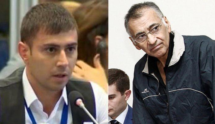 Dilqəm Əsgərovun oğlu Nikol Paşinyana cavab verdi