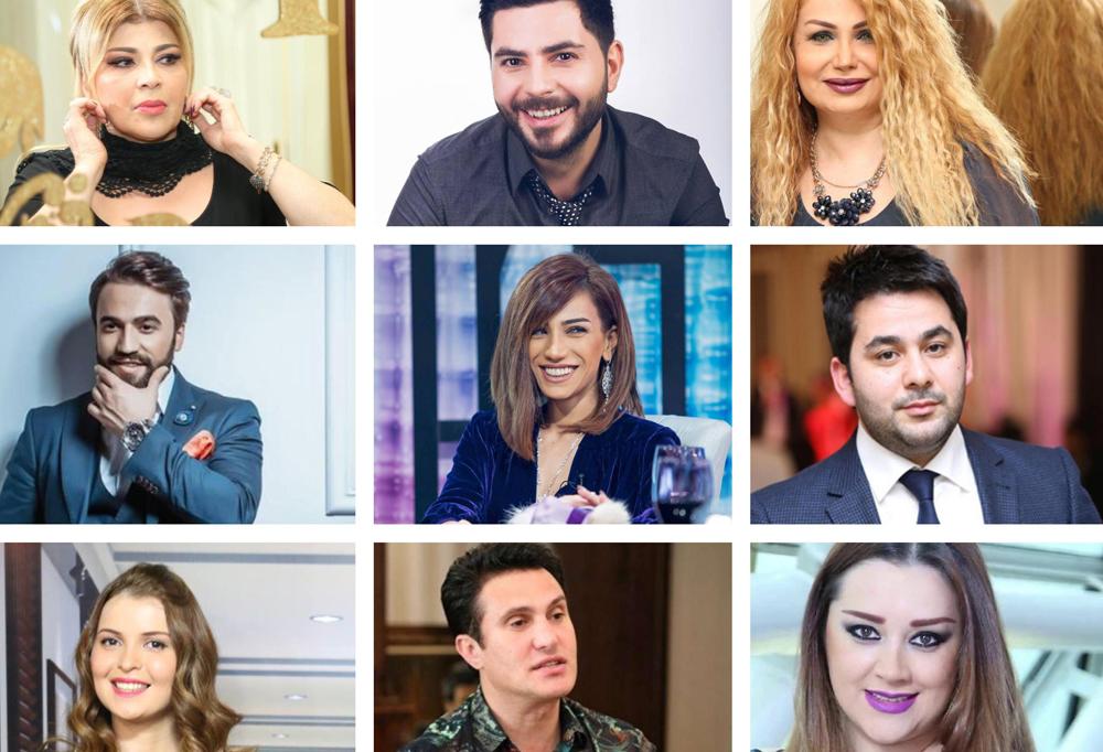 Azərbaycan müğənnilərinin toy qiymətləri – 16 min manat, 13 min dollar… (Sİ ...