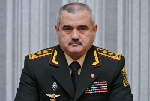 """General """"Əməkdar jurnalist""""ə vəzifə verdi"""