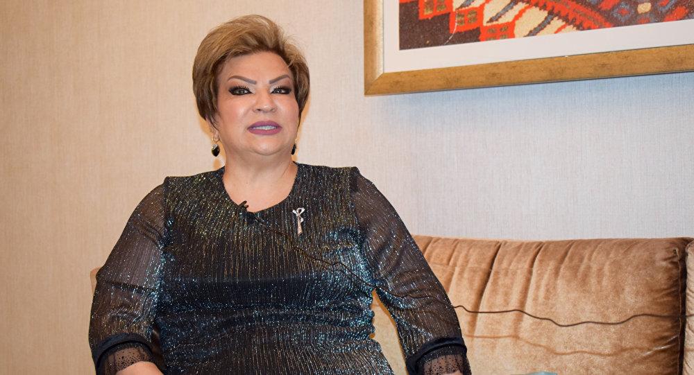 """Afaq Bəşirqızının Rasim Balayevin sərt sözlərinə münasibəti: """"Yeni doğulmuş uşaq…"""""""